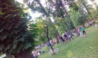 Jazz in The Park - Cluj 2014